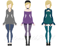 ||Some of my Outfits|| by Setendeath
