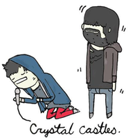 Crystal Castles! by RetardedAndProud