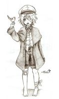 Oliver by oOCassieOo