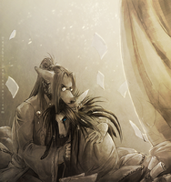 Downed General by Tatchit