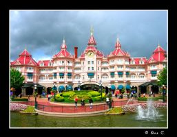 Disneyland Hotel by Ana-D