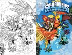 Skylanders 2# Cover by Fico-Ossio