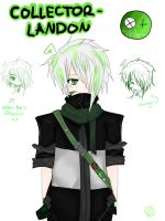 Collector Landon by iMintx3