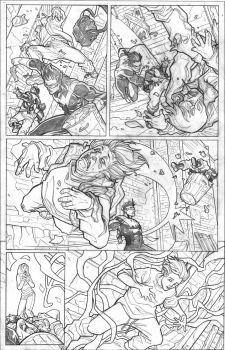 Some new pages by tromaman
