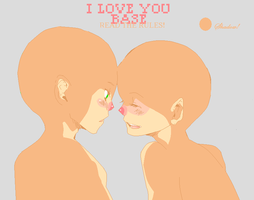 I Love You BASE by SAKU02