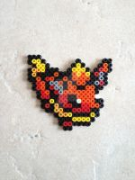 Pokemon No. 136 - Flareon by badger-creations