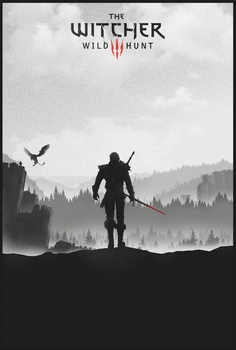 The Witcher 3: Wild Hunt by shrimpy99