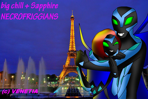 BC+ SP in Paris by Venetia-the-Hedgehog