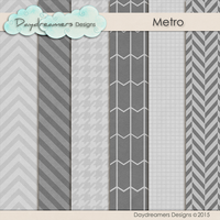 Metro by DaydreamersDesigns