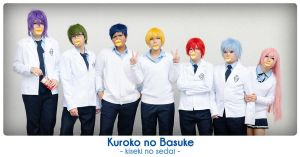 KnB -- The Generation of Miracles: Omake 01 by skre-i