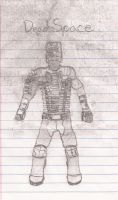Dead Space Engineer by OneOfLifesMysteries
