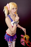 Lollipop Chainsaw by ZyunkaMukhina