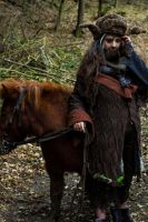 Radagast the brown Cosplay by ChronaCosplay