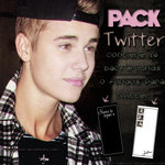 Pack de Backgrounds Para Twitter by FixABieber