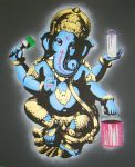 Painting gods by fakestencils