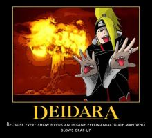 who is Deidara by emopuppy07