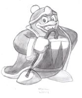 Showstopper Dedede by DrChrisman