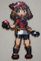 May - Pokemon - Perler Beads by MandyNeko