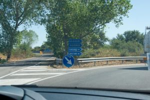 On the way to Cagliari by Almile