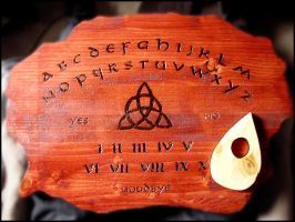 Charmed Style Ouija Board by ReanDeanna