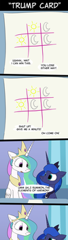 MLP Trump Card by LoCeri