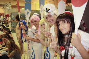 Cosplay Aria Gruppo by CryChan87