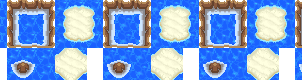 Animated Water Tile Frames by Lightbulb15