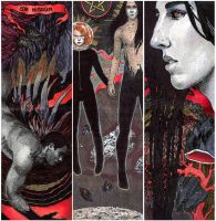 Pages from my Inferno notebook by Helenakotova