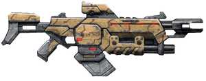 Transformers weapon concept 2 by 12thman