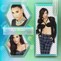 Naya Rivera Pack PNG by iWillNotSurrender
