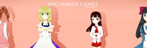 RPG maker games by DarkBamboo