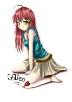 Redhair by ChilienN