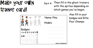 Make Your Own Trainer Card Pt4 by bojangle387