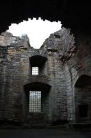 castle ruins2-stock by 6lell9-stock