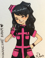 Kana from Smileage by PucchiQ