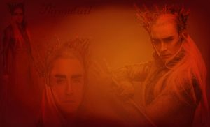 Autumn Thranduil Wallpaper by talktob3cks