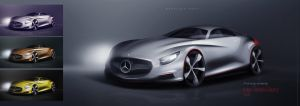 Mercedes untitled by GLoRin26