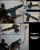 Trap Jaw's Grappling Hook by bob-the-odd
