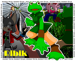 Ribik the Toad by Gaminefans