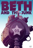Beth and the Junk by rizaturker