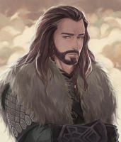 [The Hobbit] Thorin by trackhua