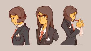 Desmond  colour sketches by Pixelyte