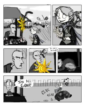 Dust Bunnies from hell part 2 by krystalia