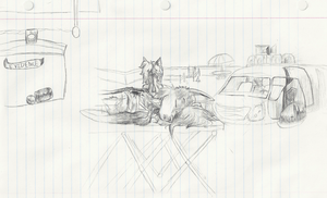 The Chaos Chronicles Concept Art by Hyperchaotix