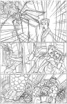FANTASTIC FOUR page 001 by nathanscomicart