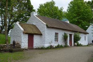 The Old Irish Cottage by cogibear