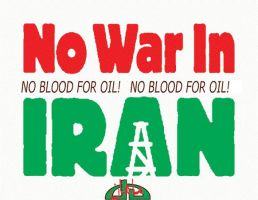 No War in Iran by Real-Mahan2010