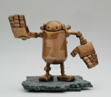 Espresso Minibot by SpaceCowSmith