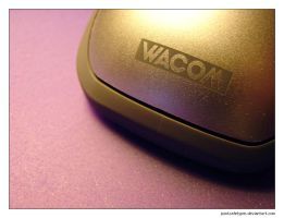 Wacom Mouse II by punksafetypin