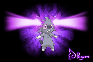 Espurr Got Scared by LudiculousPegasus